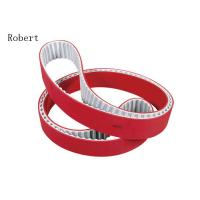 Quality Seamless Polyurethane Synchroflex Timing Belt For Glass / Ceramic Industry for sale