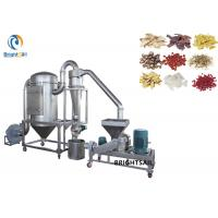 Buy Industry Herbal Powder Making Machine Ginger Kava Root Coconut Shell Grinder at wholesale prices