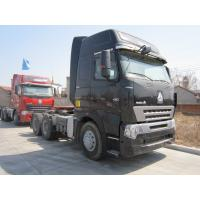 Quality 10 Wheel Prime Mover Truck 6*4 Howo A7 Tractor Head 336 HP ZZ4257N3247P1B for sale