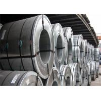 China Black Electro Galvanized Steel Coil / Cold Rolled Stainless Steel Coil on sale