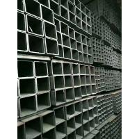 China DIN JIS Square Hollow Steel Pipe For Greenhouse Frame / Structure Tube on sale