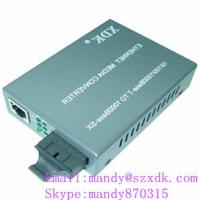 Quality 10/100M Media Converter with management function for sale