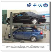 Quality Car Elevator Parking Systems Residential Pit Garage Parking Car Lift for sale