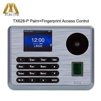 Quality ZK P160 Biometric Fingerprint Reader PALM  RFID Card Time And Attendance Machine Time Clock Network TCP/IP WIFI Free Sof for sale