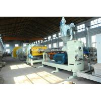 Quality Huge Diameter Plastic HDPE Jacket Insulating Pipe Production Line for sale