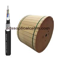 China Underwater Armoured Outdoor Single Mode Fiber Optic Cable GYTA33 High Modulus on sale