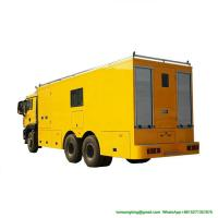 Quality SITRAK Emergency Accident Rescue Vehicles   On-site rescue and repair of various accidents for sale
