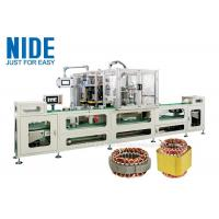 Quality 4 Stations Coil Lacer Machine Production Assembly Line 380V Voltage For Household Appliance for sale