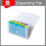 Quality Popular design wholesale Office stationery portfolios pp foam expanding file folder for sale