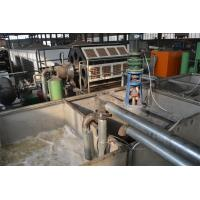China Paper Apple Tray / Egg Tray Manufacturing Unit With Low Energy Consumption on sale