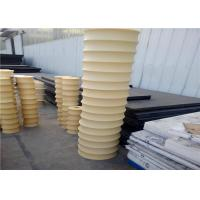 China heat and abrasion resistance polyamide wear part wire rope sheaves and bushes on sale
