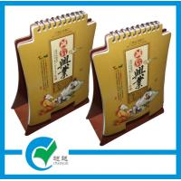 Quality Promotional Gift Full Color Offset Meeting Business Advertising Custom Calendars Printing for sale