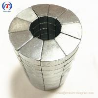 Quality Sector magnets for small wind turbines/generators/alternators for sale