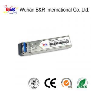 Quality 80km 10G 55dB Fiber Optic Transceiver Module for sale
