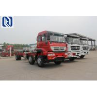 Quality SINOTRUK 420HP Prime Mover Truck 4X2 for Transport , 60 Ton Manual Truck , The Real Helper for sale