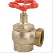 """Quality High Pressure 2"""" BSP Fire Fighting Valves , Reliable Fire Hydrant Angle Valve for sale"""