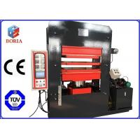 PLC Controlled Rubber Vulcanizing Press Machine Frame Type With 2 Working Layer