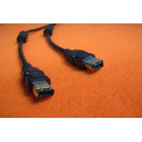 Quality Standard Computer IEEE 1394 Firewire Cable Assemblies 6 PIN / 9 PIN High Speed for sale