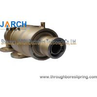 Quality Round 3 / 8'' to 4''   pipe threading thermal oil rotary joint rebar coupler Max temperature:245℃ for sale