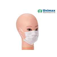 Quality 14.5x9.5cm Disposable Surgical Face Mask for sale