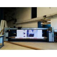 Quality Sublimation Flag Flex Banner Printing Machine Polyester Fabric Wide Format Printer for sale