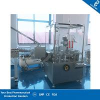 Quality Precise Vertical Cartoning Machine Protecting Automatically For Overloading for sale