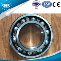 Quality Deep groove ball bearing 14 years experience automobile use Gcr15 bearing type for sale