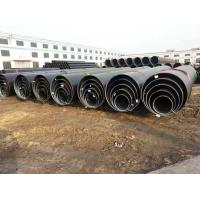 Buy ASTM A672 C70 CL22 Electric Fusion Weld LSAW Steel Pipes with single butt seam at wholesale prices