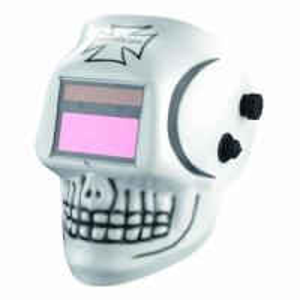 Quality SKULL Painted Welding Helmet TIG MIG ARC Welding Auto Darkening Welding Mask for sale