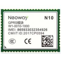 Quality GPRS Industrial Wireless Communication 2G Moduleultra Small Package N10  64 PIN LCC for sale