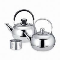 Quality Stainless Steel Whistling Kettles, Available in 14, 16, 18 and 20cm Sizes for sale