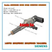 Quality Siemens VDO Genuine Fuel Injector A2C59511612 for Citroen, Ford, Mazda, Peugeot, Toyota 1980E6 1980J1 9652707180 9663429 for sale