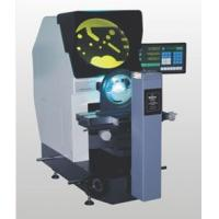 China High Precision 300mm Screen Horizontal Optical Comparator For Milling Tool on sale