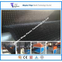 Quality Plastic LDPE Grass Mat Manufacturing Machine Extrusion Line for sale