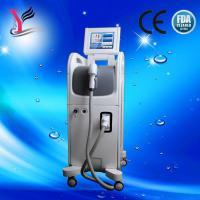 Germany imported 808nm diode laser hair removal machine with high power laser handpiece