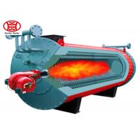 China Light Oil / Natural Gas Fired Thermal Fluid Heater Organic Heat Transfer Coil Heater on sale