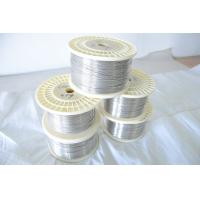 Quality Well Weldability Copper Based Alloys Wire Bright Surface Corrosion Resistance for sale