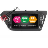 Quality Cortex A53 Octa Core Kia Android Car DVD Player With Gps And Bluetooth For RIO /  K2 for sale