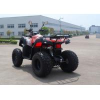 Quality Red Four-stroke Utility 150CC ATV CVT With EPA for Farm , MDL 150AUG for sale