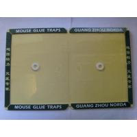 Quality Strongly Adhesive Mouse Glue Traps , Eco-friendly for sale