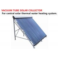 Quality Stable Evacuated Tube Solar Collector , Evacuated Heat Pipe Solar Collector for sale