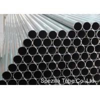 Quality 12mm stainless steel tube 316L Round Welded Stainless Steel Tube / Automatic Tubing 180 Grit Polished for sale