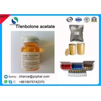 China Yellow Injectable Trenbolone Steroids For Muscle Gain Trenbolone Ace/Acetate Powder CAS 10161-34-9For badybuilding on sale