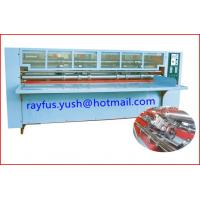 Quality Safety Cover Slitter Scorer Machine Pre Crease Thin Blade Knife Nice Cut Edge for sale