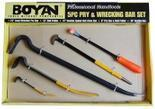Quality 5PC Wrecking and Pry Bar Set (BY8607) for sale