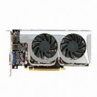 Quality Video Card with 1,280MB DDR5 Video Memory, Dual DVI and Mini HDMI Connectors for sale