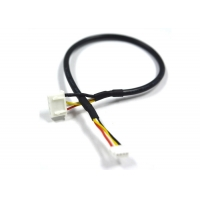 Quality JST ZHR-4 SHP-4 UL2547 26AWG Industrial Wire Harness for sale