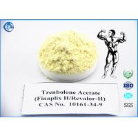 Quality Yellow Raw Powder Steroids 10161 34 9 Trenbolone Acetate For Bodybuilding for sale