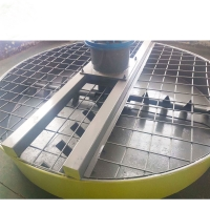 Quality Vertical disc organic fertilizer mixer organic and inorganic compound fertilizer equipment for sale