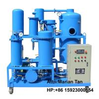 China Oil Purifier System for Industrial Lubricants and Hydraulic Oils wholesale